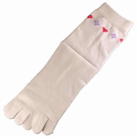 Chaussettes à doigts