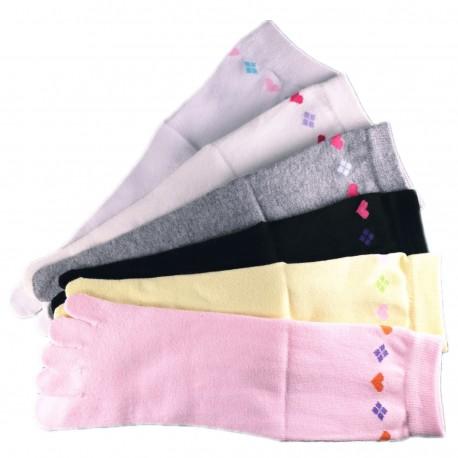 Pack de 6 Paires Chaussettes à doigts