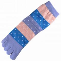 Chaussettes à doigts Mixte T.U.