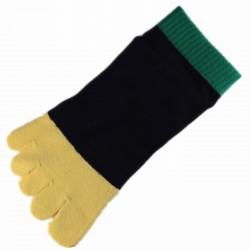 Socquettes à doigts T.U. Mixte