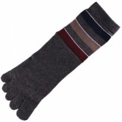 Pack de 2 Paires Chaussettes à doigts T.U. Mixte