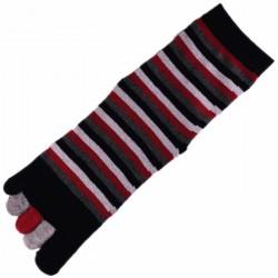 Chaussettes à doigtsT.U. Mixte