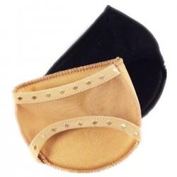 Pack de 4 Paires Socquettes Sandales Anti-glisse