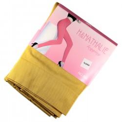 Legging Opaque 90D T.U. Jaune Banane