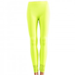 Leggings Opaque JAUNE