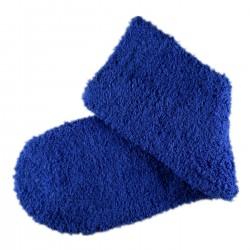 Pack de 2 Paires Chaussettes Chaudes Polaires T.U. Bleu