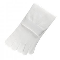 Pack de 2 Paires Chaussettes à doigts T.U.