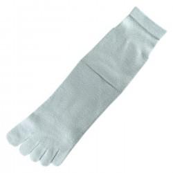Chaussettes à doigts T.U. Gris Mixte