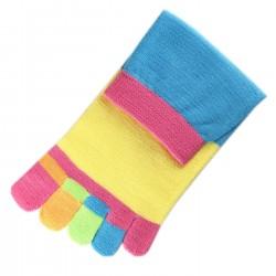 Socquettes à doigts T.U.